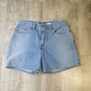 Levi's women's 60'sjeans pants shorts